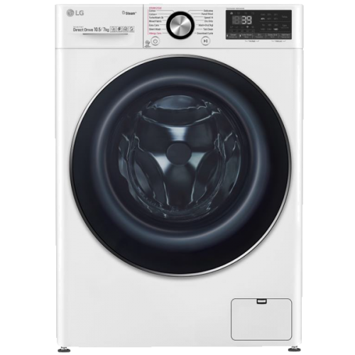 LG - Maq. Lavar/Secar Roupa F4DV910H2
