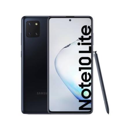 Smartphone Samsung Galaxy Note 10 Lite Preto