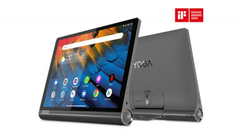 "YT-K606F - Yoga Tab, 13"" LTPS 2K (2160x1350), Qualcomm Snapdragon 870 3.0Ghz Octa-Core, 8GB, 128GB, Qualcomm Adreno 650 GPU, 8MP, Android 11, Shadow Black, USB-C"